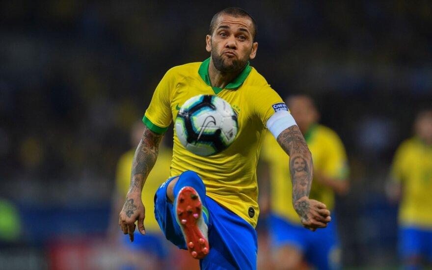 Dani Alvesas