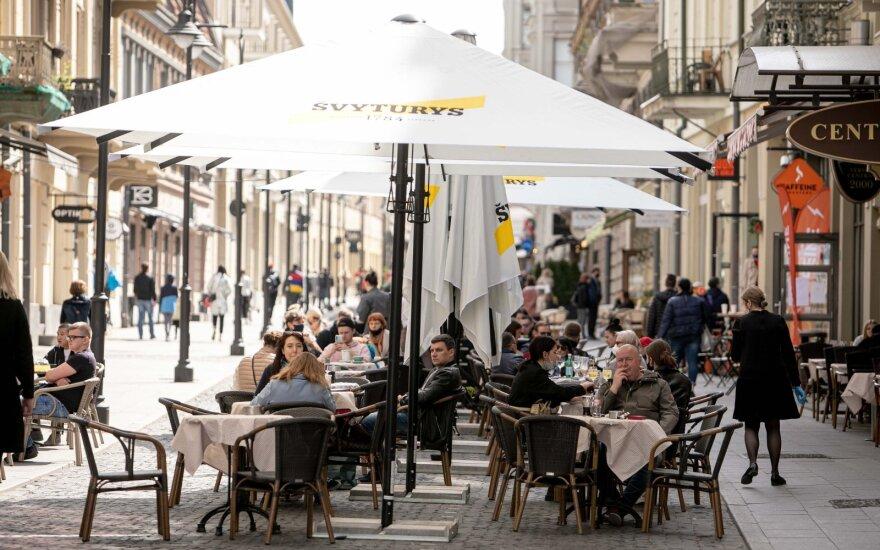 Asociacija: verslo viešbučiuose situacija kebli, restoranams padėjo Vyriausybės pagalba