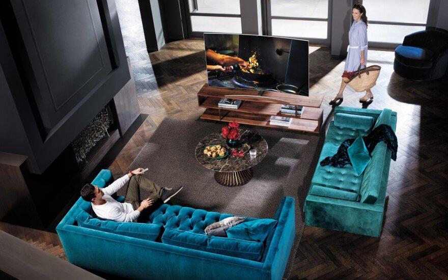 Dar nematyta TV kokybė: rinkoje perversmą sukėlusi technologija