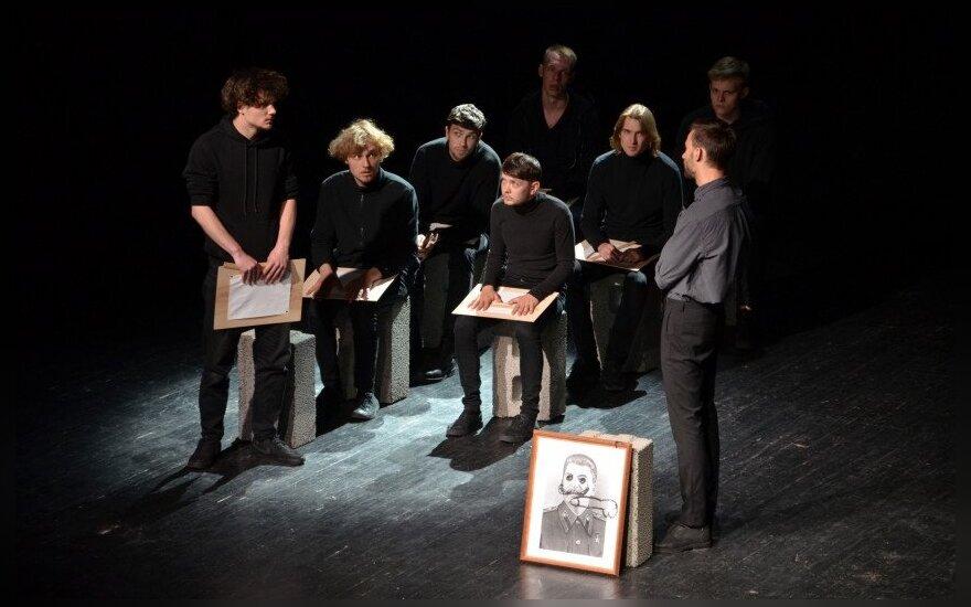 Dalios Tamulevičiūtės konkursą laimėjo Mindaugo Nastaravičiaus pjesė, skirta Rainių tragedijai