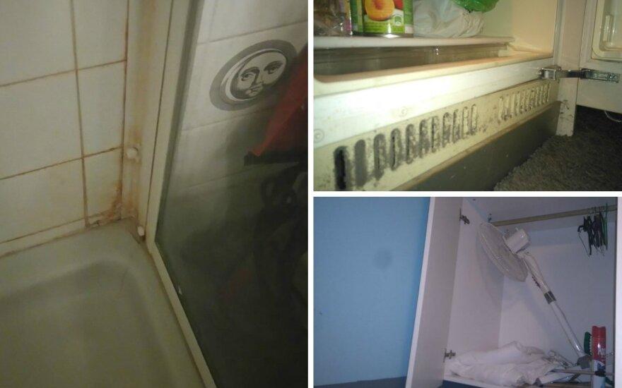 Užsisakė apartamentus Italijoje – nuvažiavę norėjo bėgti kuo toliau