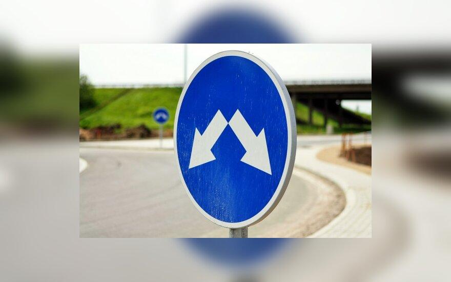 Saugaus eismo dieną kviečiama pasitikrinti teorijos žinias