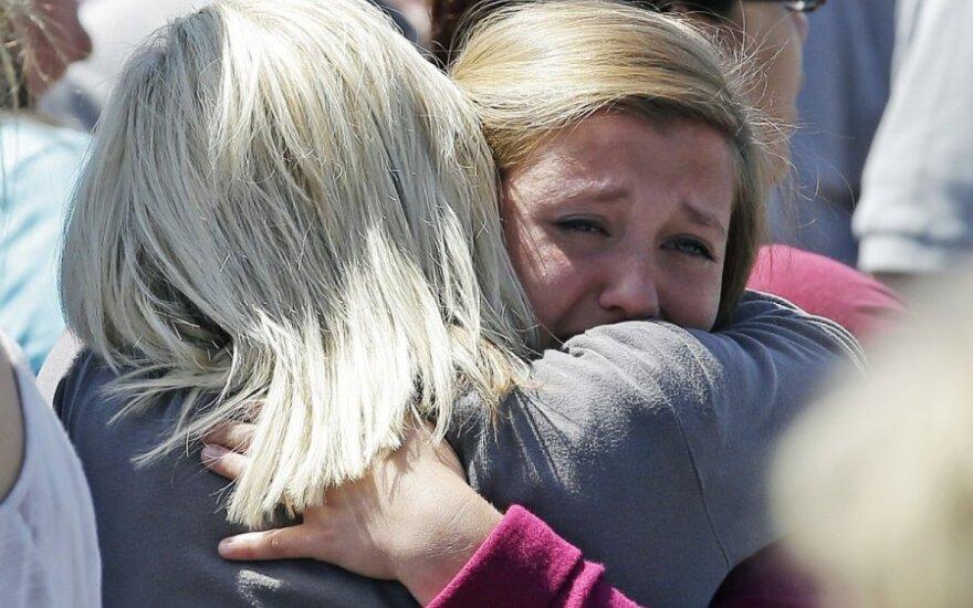JAV sukrėtė šaudynės mokykloje