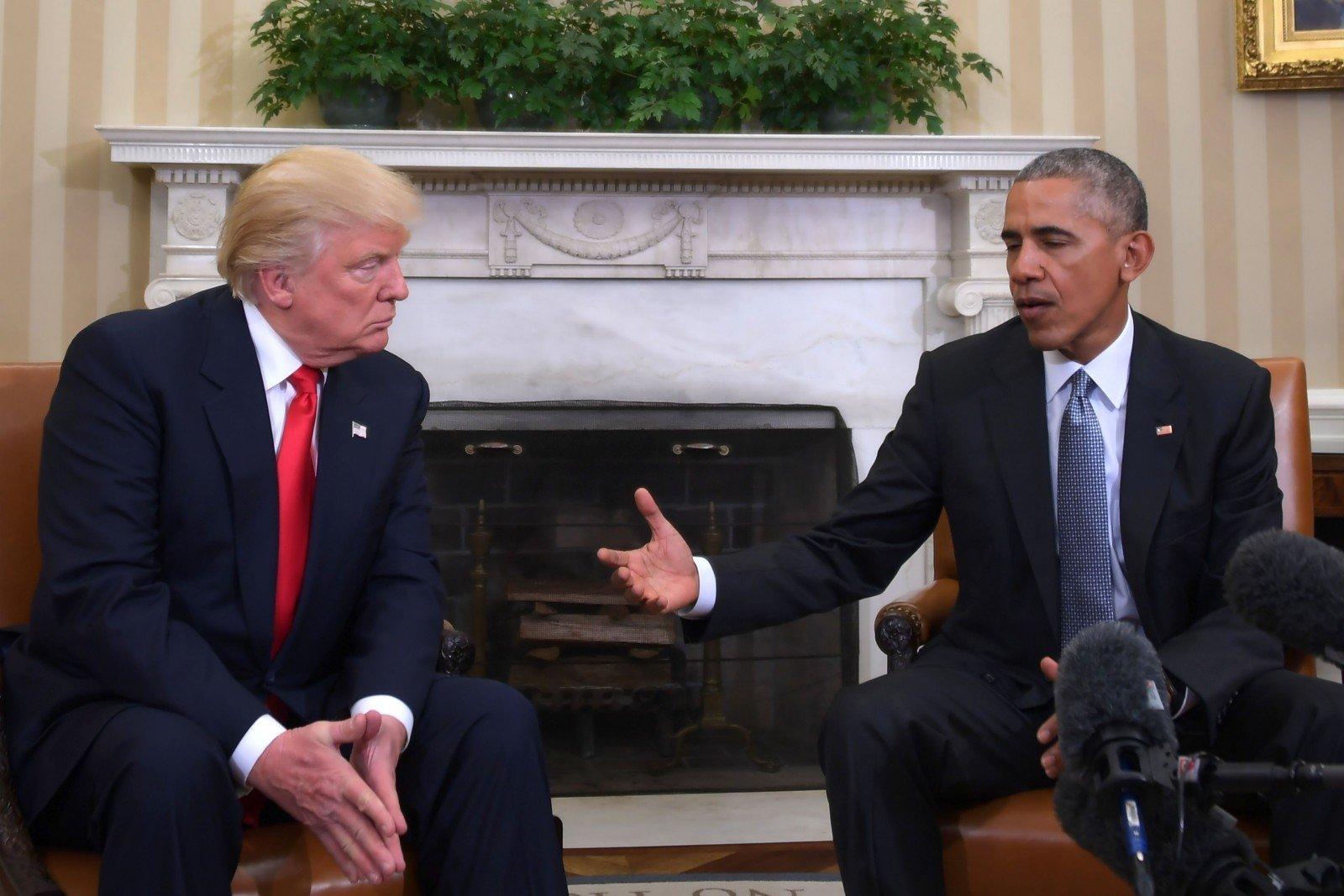 Обама призвал не торопиться свыводами идать Трампу время