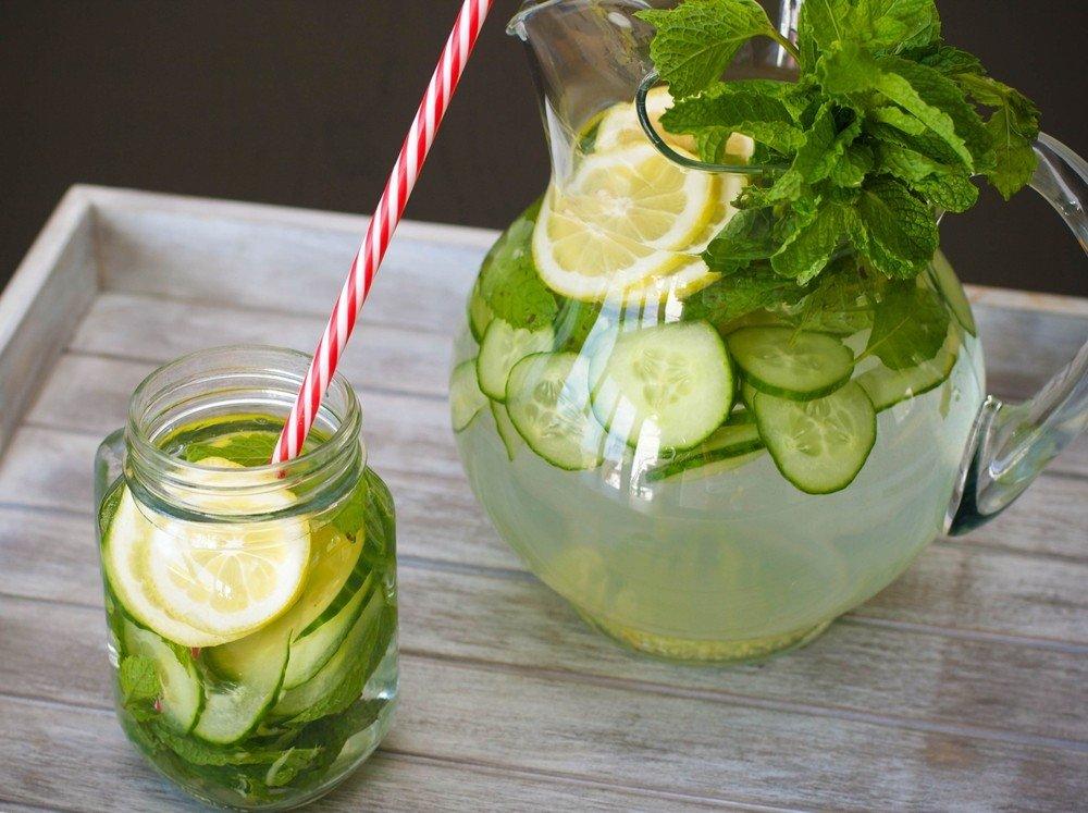 svorio netekimas agurkų gėrimas