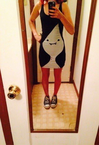 Klastinga suknelė