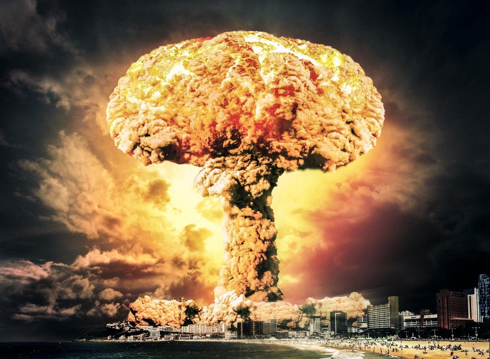 Взрыв Обои На Телефон