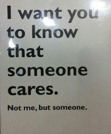 Kažkam rūpi
