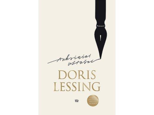 D. Lessing knygos viršelis