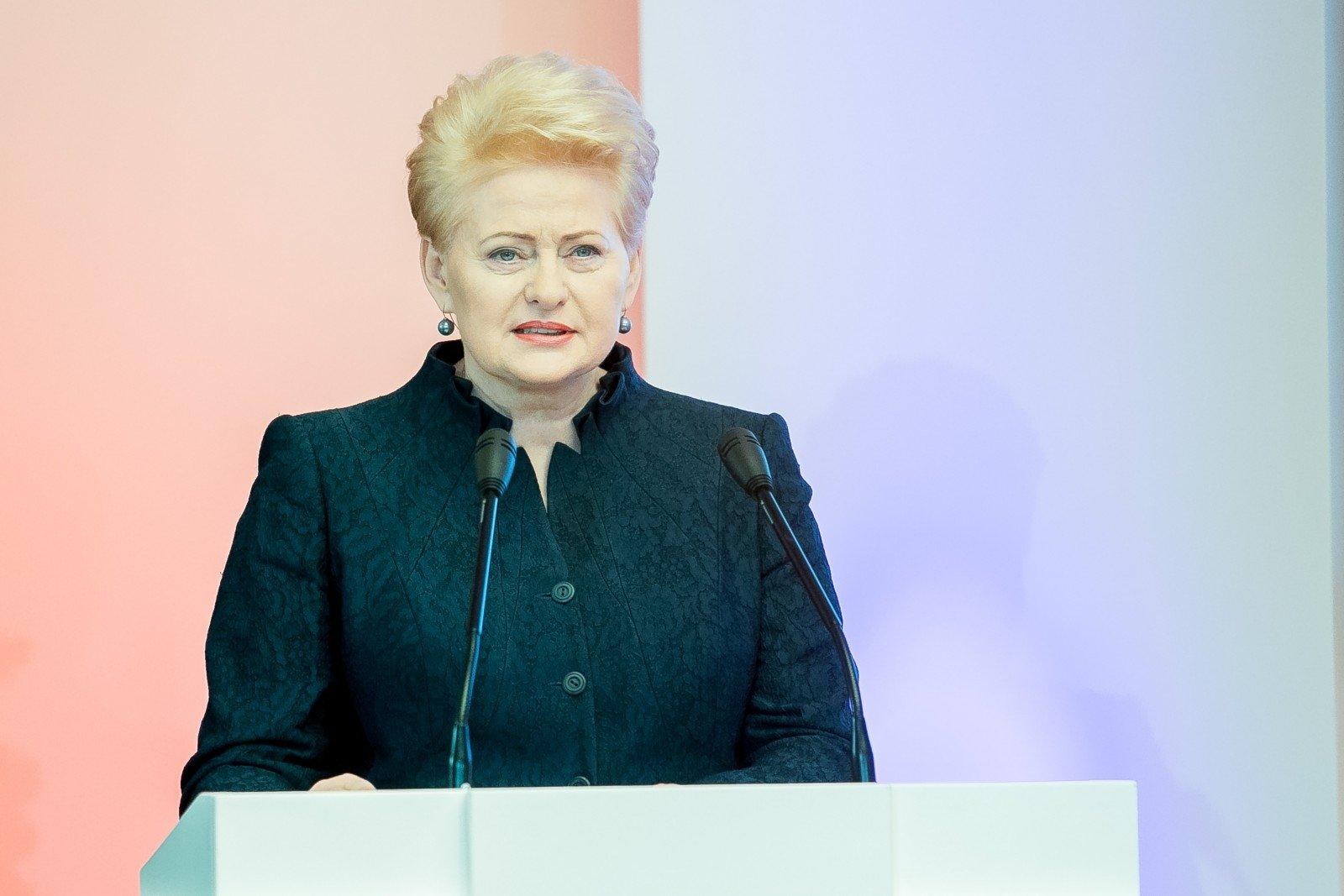 Президент Литвы боится БелАЭС, считая еегеополитическим агрессивным проектомРФ