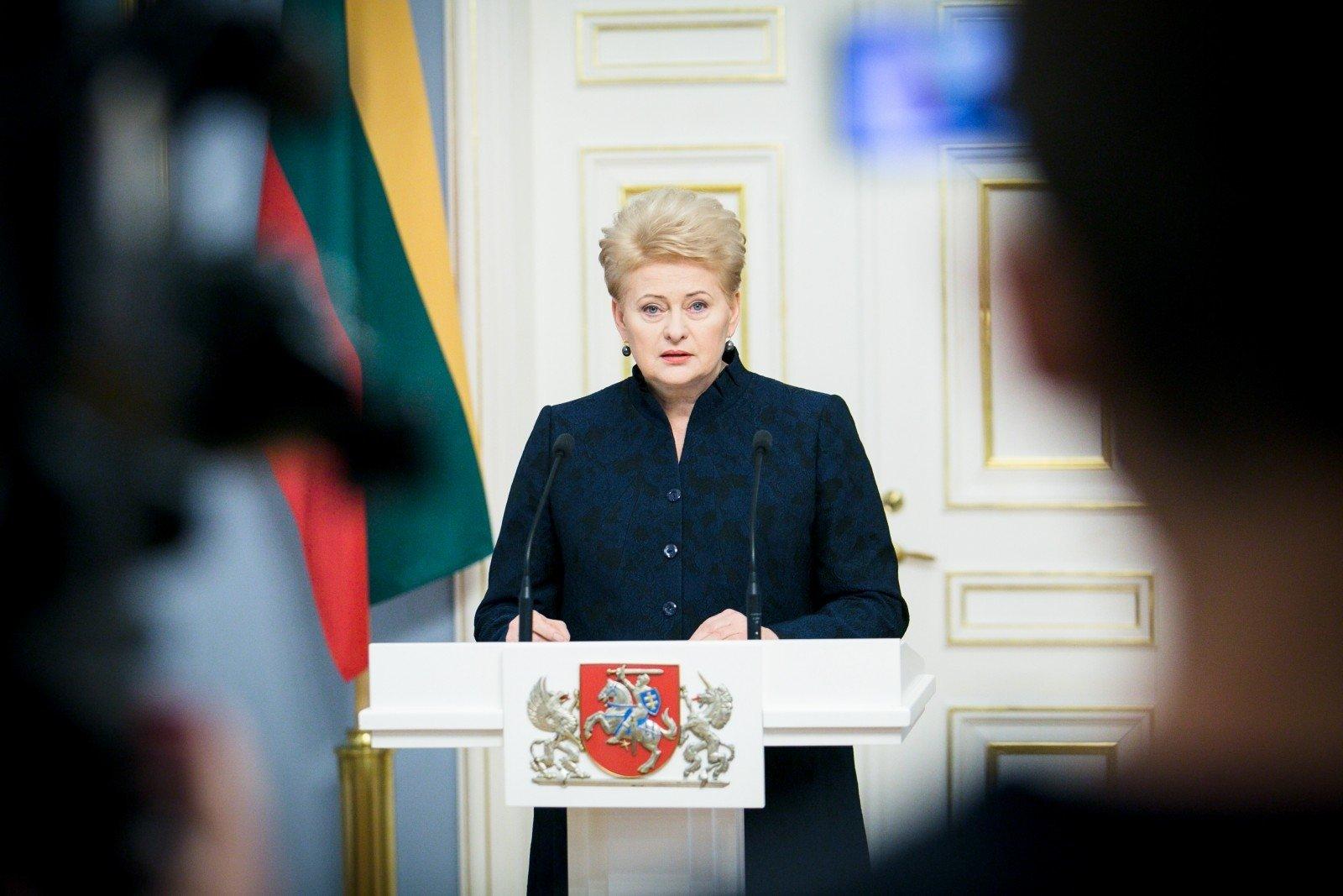 Литва призвала США несоздавать «пространство, которое может занять Россия»