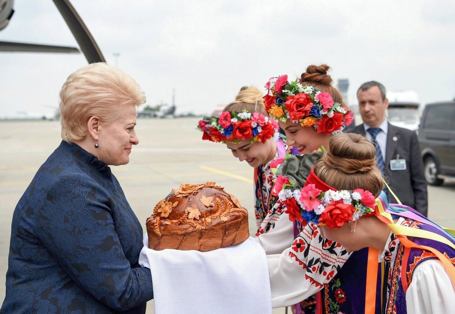 МИД Республики Беларусь попросил посла Литвы пояснить слова президента