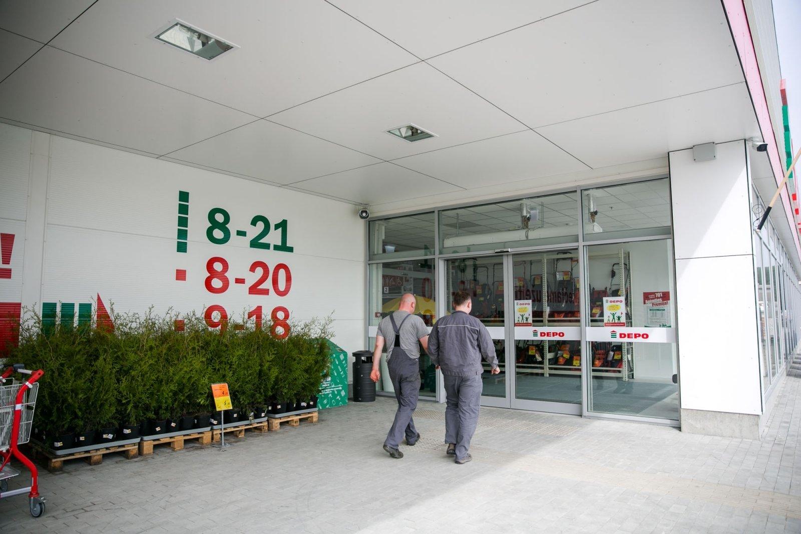French Corum fund buys DIY store in Vilnius - EN DELFI