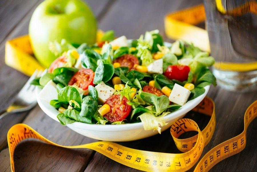 lengvai ir sveikai numesti svorio