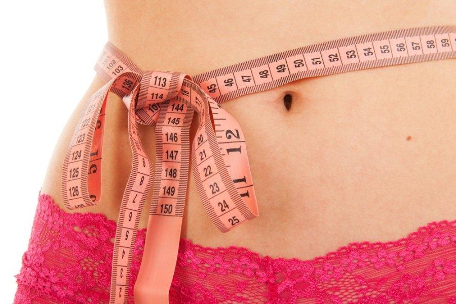 numesti svorio nemėgindami