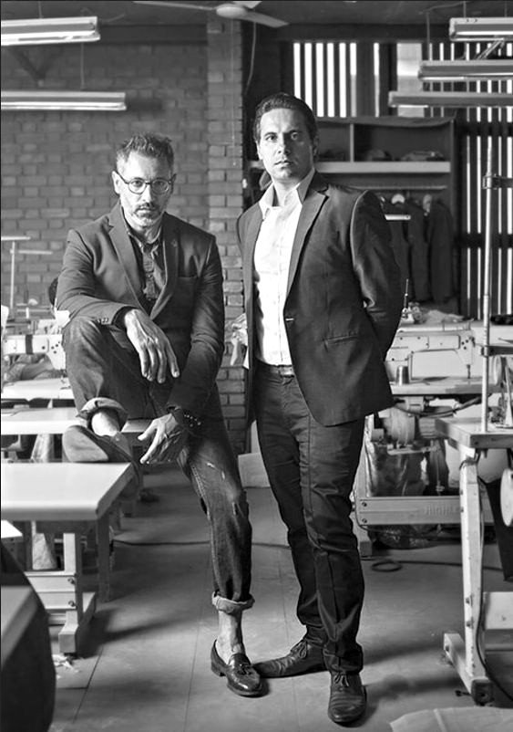 Dizainerių duetas