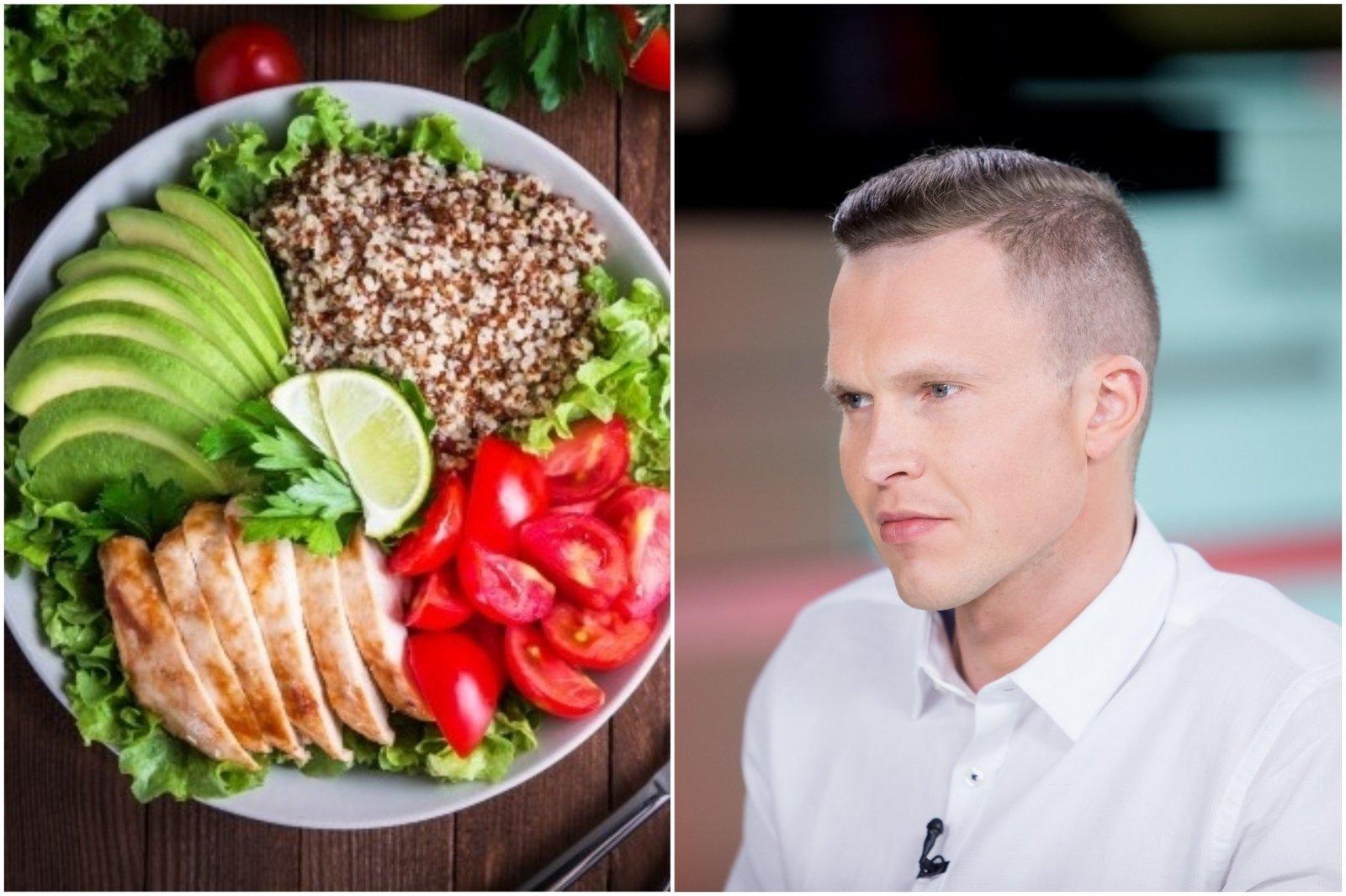 Daktaras Unikauskas papasakojo, kas iš tiesų lėtina medžiagų apykaitą: viena iš priežasčių – dietos