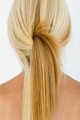 Moteris, plaukai