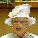 Elžbieta II kalba Seimo posėdžių salėje