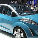 """Koncepcinis """"Suzuki"""" modelis"""