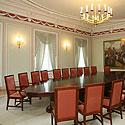 Pasitarimų salė Prezidentūroje