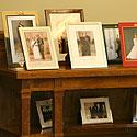 Prezidento darbo kabinete esančios nuotraukos