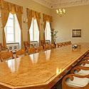 Derybų salė Prezidentūroje