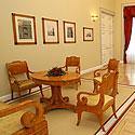 Ambasadorių salė Prezidentūroje