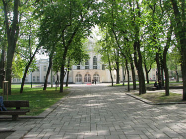 Kauno muzikinio teatro sodelis