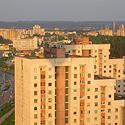 Namai, daugiabučiai, pastatai, būstas, statybos