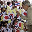 Japonijos imperatorius Akihito
