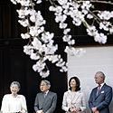 Japonijos monarchai ir Švedijos karališkoji šeima