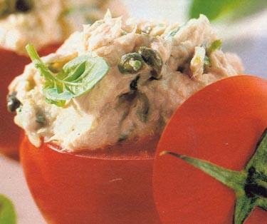 Farširuoti pomidorai
