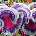 Šokėjų pasirodymas (Venesuela)