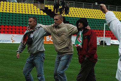 """Varšuvos """"Legia"""" sirgaliai"""