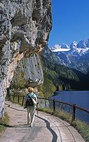 Austrija, kalnų ežeras