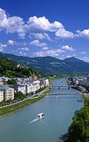 Austrija, Zalcburgas