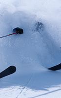 Austrija, slidininkas