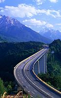 Austrija, tiltas