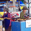 Saldumynų kepėja iš Hua-Hino