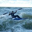 Audringoje Baltijos jūroje