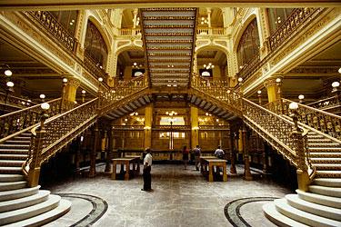 Meksikas, Palacio Postal