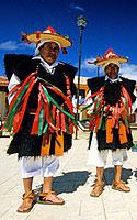 Meksikas, nacionaliniai kostiumai