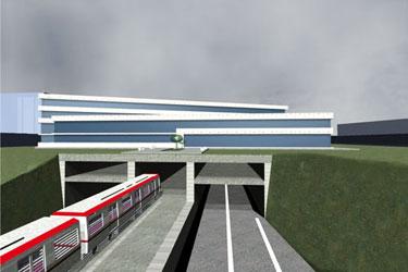 Metro Ukmergės gatvėje