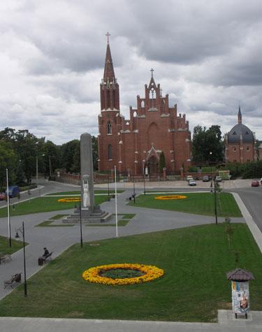 Rokiškio bažnyčia
