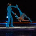 Jelena Leonova ir Andrejus Chvalko