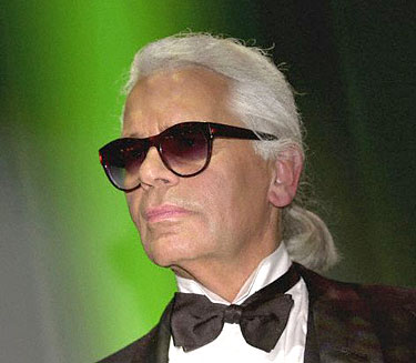 Karlas Lagerfeldas 2001 m.