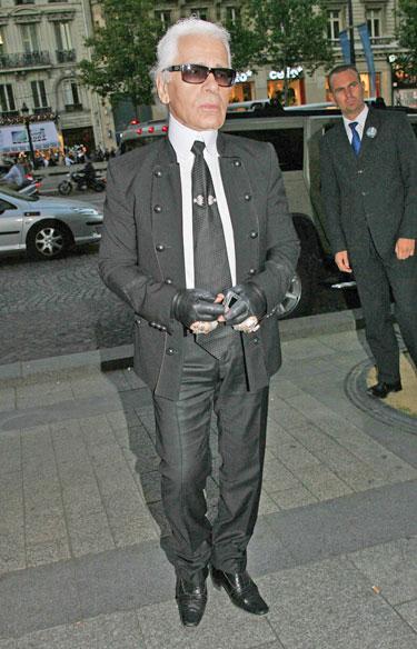 Karlas Lagerfeldas 2007 m.