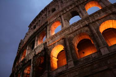 Italija, Roma, Koliziejus