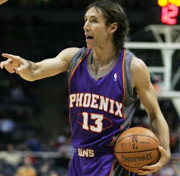 """Steve Nash (""""Phoenix Suns"""")"""